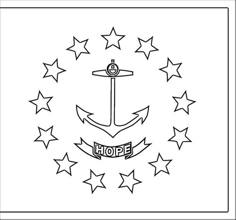 coloring pages of rhode island rhode island pages coloring pages