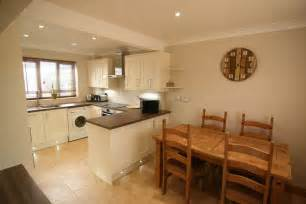 Kitchen Designs For L Shaped Kitchens milbourne alabaster kitchen diner newrooms newrooms
