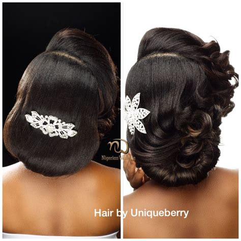 Wedding Hairstyles In Nigeria by 134 Best Wedding Hairstyles Images On