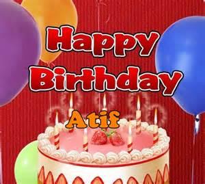 happy birthday atif happy birthday