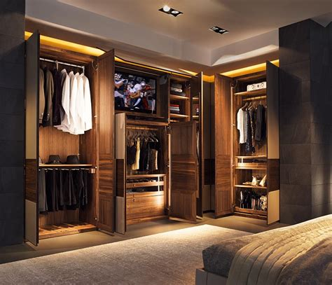 Wardrobes Interior by Luxury Solid Wood Wardrobe Interiors Bedroom Furniture