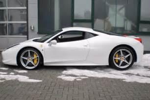 alessi automobili 2009 458 italia white
