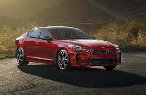 Kia Stinger Kia Stinger Arrives In Australia Third Quarter 3 3tt V6