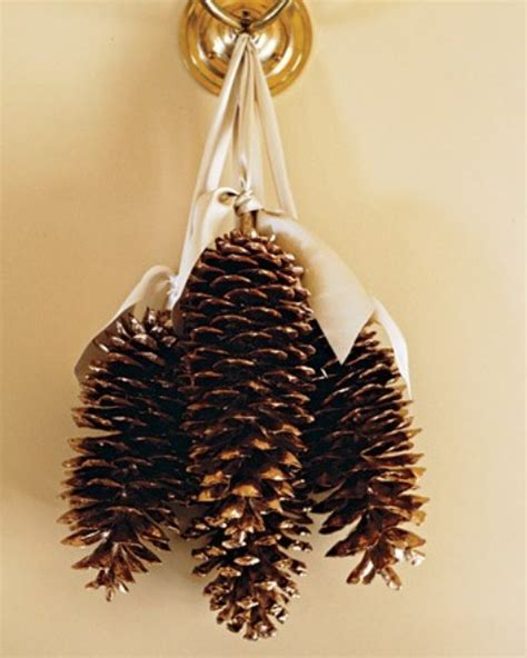 65 simply magical diy pinecones crafts that will beautify