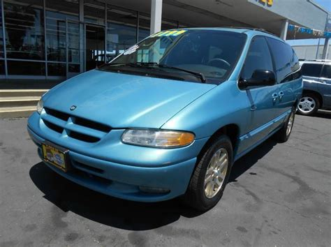 dodge grand caravan awd 1997 dodge grand caravan awd 4dr le extended mini in