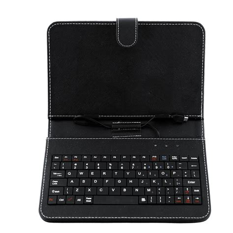 Leather Tablet 7 Inch Best Seller worthy leather cover with usb keyboard for 7 inch tablet pc portable ebay