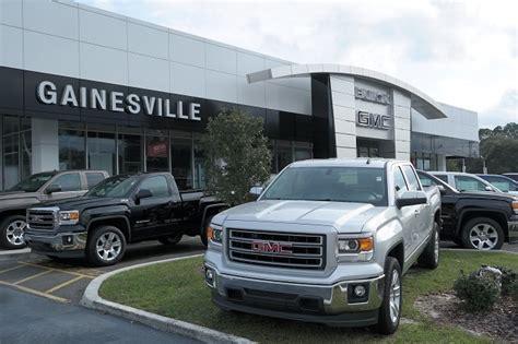 gmc dealerships gainesville buick gmc buick gmc service center