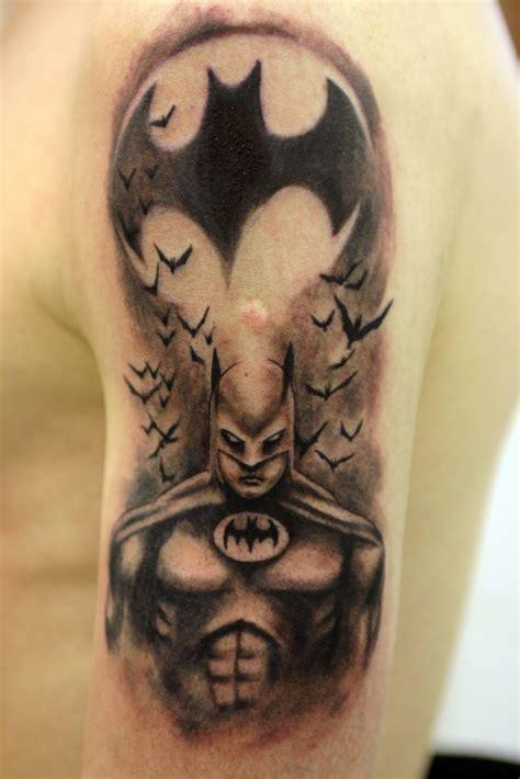 amazing batman tattoo batman tattoos the top 40 batman designs