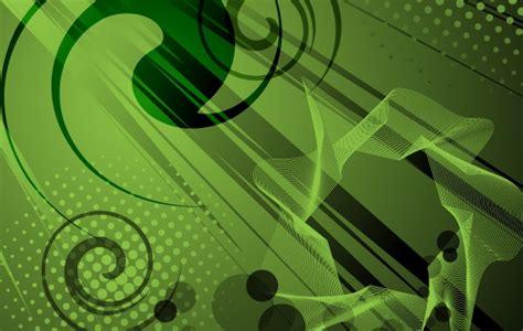 wallpaper pattern coreldraw abstract green vector background vector free vector