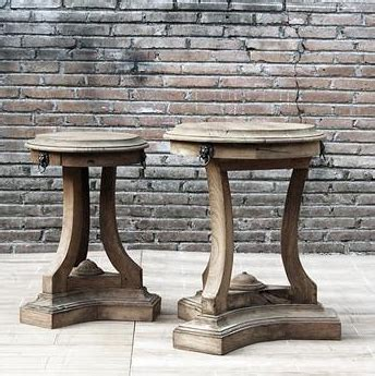 Restoration Hardware Side Table Restoration Hardware 18th C Lions Side Table Look 4 Less