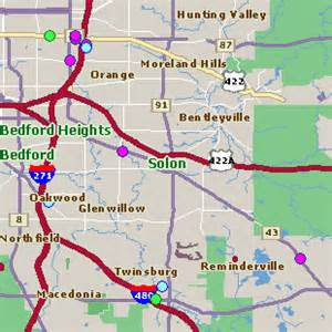 Solon Ohio Map by Solon Oh Hotel Rates Comparison Amp Reservations Guide Map