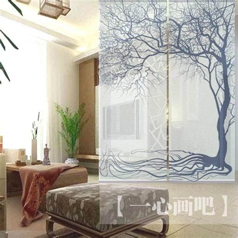 Free Shipping Customized Printed Hanging Paintings For Hanging Curtain Room Divider