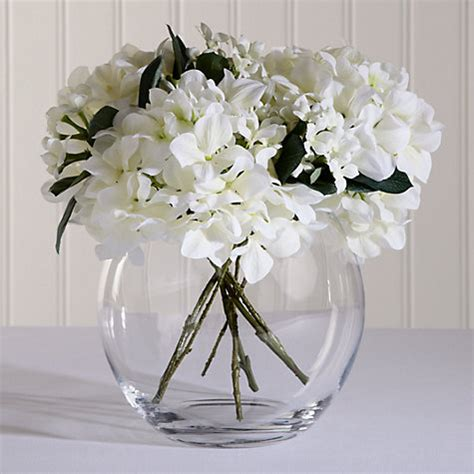 Flower Globe Vase by Buy Lsa International Flower Bouquet Globe Vase H22cm