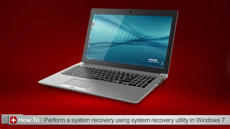 toshiba     system recovery utility