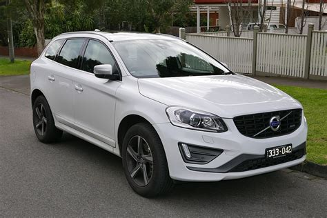 what is volvo volvo xc60