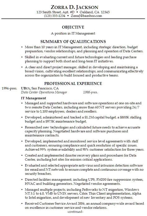 Cv Career Overview Sample Well Written Scholarship Essays