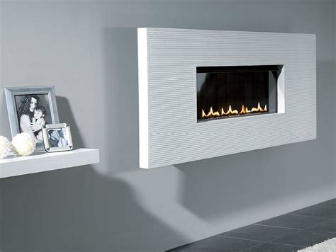 Hanging Gas Fireplace by Gas Hanging Wall Mounted Fireplace Fissure 60 By Fires