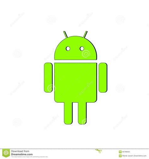 android layout vector green vector pattern puzzle cartoon vector