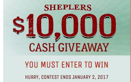 Sheplers Gift Card - sheplers 10 000 cash giveaway sweepstakes sun sweeps