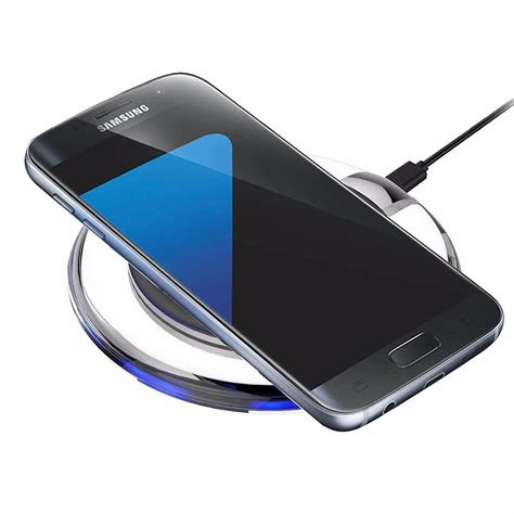 wireless phone charger for android qi wireless charger for android phone charging pad samsung htc motorola ebay