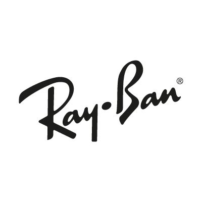 ray ban logos vector eps ai cdr svg