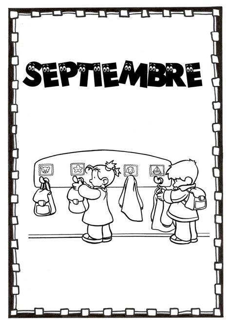 imagenes escolares septiembre esos locos bajitos de infantil carteles de septiembre