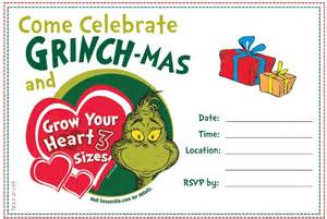 Christmas party invite the grinch free downloadable review ebooks