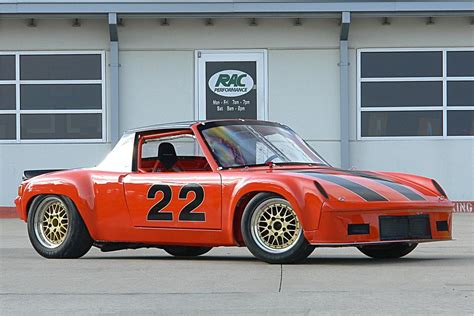 porsche 914 race cars 1973 porsche 914 6 3 8 race track car hewland 400 hp