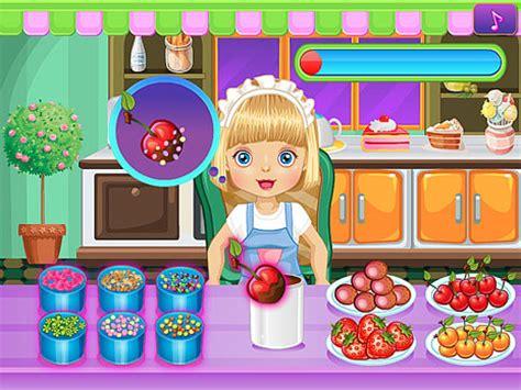 y8 cucina gioca gratuitamente al gioco baby cooking lesson y8