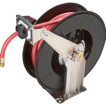 ranger rh pl  foot dual support spring rewind hose