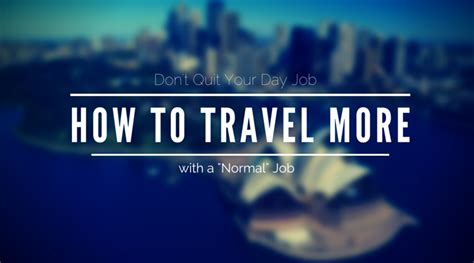 agoda yangon office don t quit your day job how to travel more with a quot normal