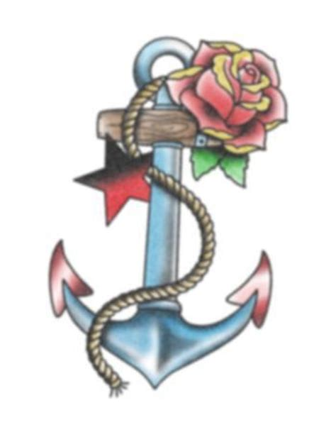 rose tattoo comics anchor and temporary tattooednow ltd