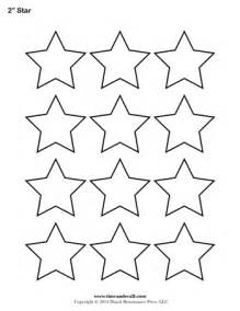 star template 2 inch tim s printables