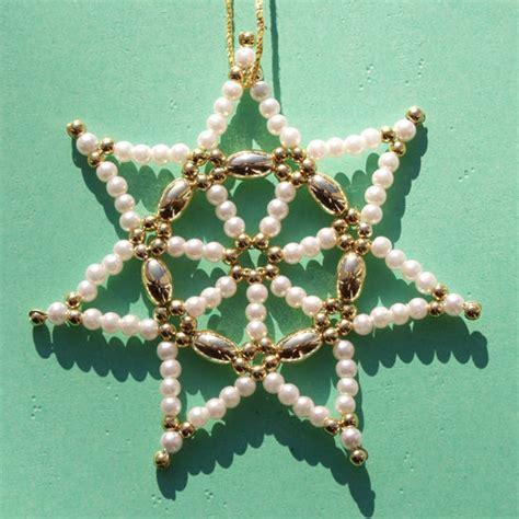Tje 15gr weihnachts sterne mit wachs perlen