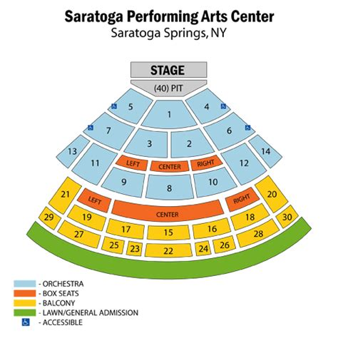 spac seating chart images frompo