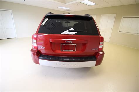 ny jeep dealers 2008 jeep compass limited 4wd stock 17082 for sale near