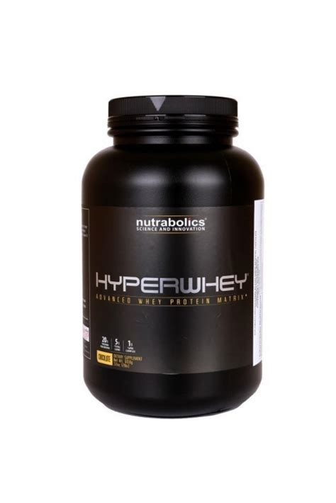 Hyper Whey Hyper Whey Protein 224 Rabais Product