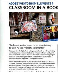 adobe photoshop elements 2018 classroom in a book books adobe photoshop elements 9 classroom in a book by adobe