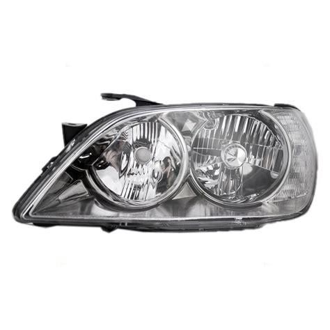 lexus is300 headlight assembly everydayautoparts 01 05 lexus is300 drivers hid