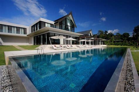 stunning beach residence  phuket thailand