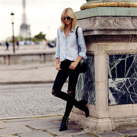 how to wear boots with how to wear ankle boots 5 new ideas stylecaster