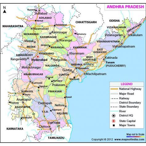 Andhra Pradesh Search Andhra Pradesh Physical Map