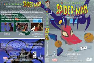 spectacular spider man dvd 3 by spidermanrj on deviantart