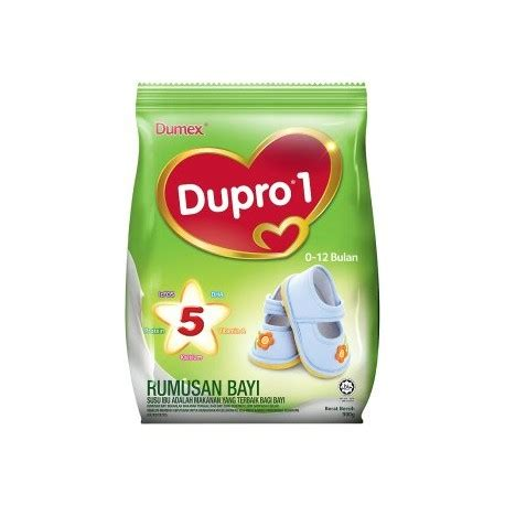 Dumex Dupro 2 900g dumex dupro step 1 for 0 12 months 900g food