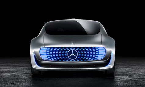 In Motion the mercedes f 015 luxury in motion mercedes