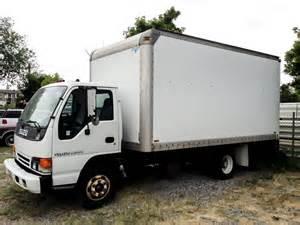 16 Ft Isuzu Box Truck 1999 Isuzu Npr Ebay
