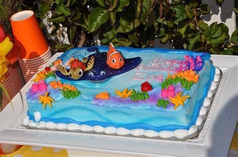 Nemo Baby Shower Cake by Finding Nemo Baby Shower Cakes Finding Nemo Dessert Table Cake Finding Nemo Dessert Table