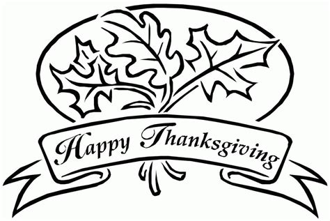 thanksgiving coloring pages to print for free coloring home