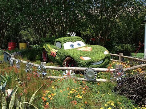 Disney Flower And Garden Festival Walt Disney World Travel January 2013