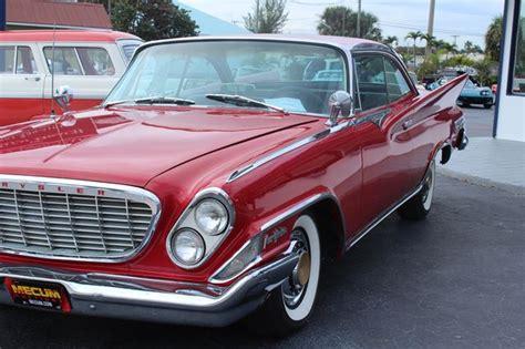 1961 chrysler new yorker 1961 chrysler new yorker for sale jupiter florida
